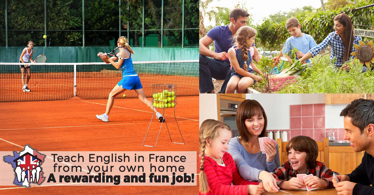 Teaching English in France